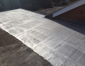Felt Flat Roofing